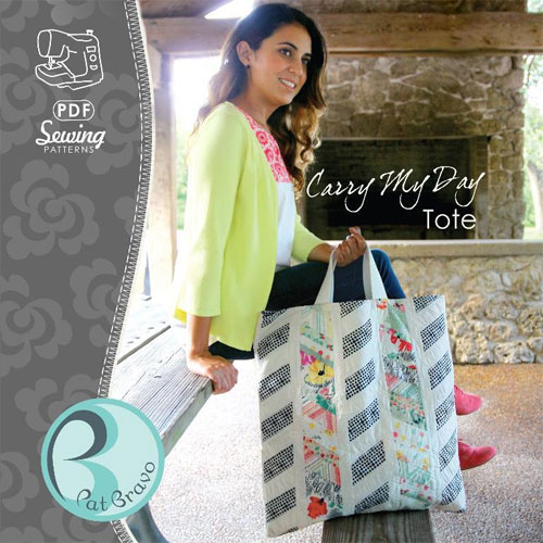 This large tote bag is perfect for carrying everything you need to get you through a busy day.