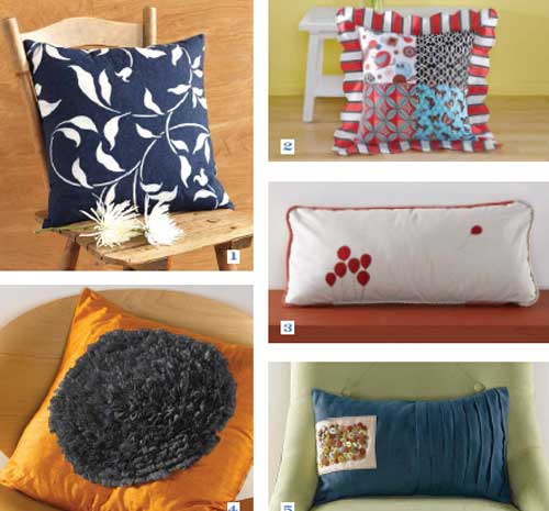 Free eBook: Sewing Pillows by Quilting Daily
