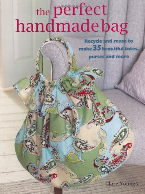 Give fabric a new lease of life with one of these chic and stylish recycled bags.
