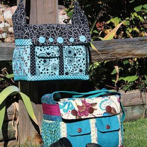 Say Cheese! Camera Bag Sewing Pattern
