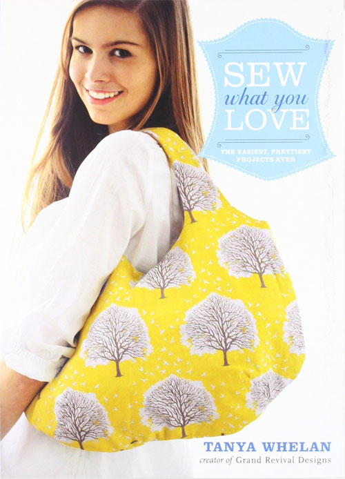 30 easy-to-sew projects are achievable by sewers of every sewing skill level.