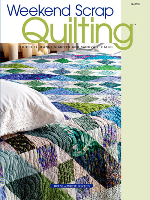 Weekend Scrap Quilting