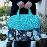 Weekender Travel Bag Sewing Pattern