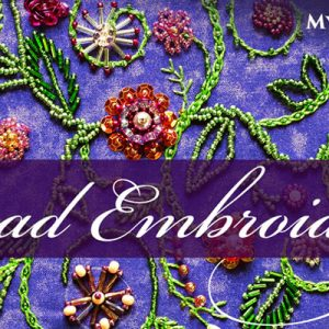 Bead Embroidery Online Class