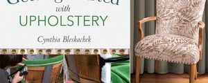 Getting Started With Upholstery Online Class