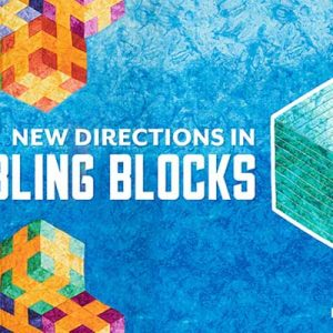 New Directions in Tumbling Blocks Online Class