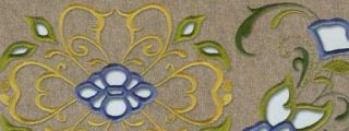 Floral Cutwork Elegance Embroidery Design Collection