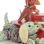 Yo-Yo Dachshund Sewing Pattern