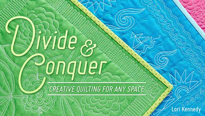 Learn the techniques to conquer any space, and create beautiful motifs to enhance all of your future projects!