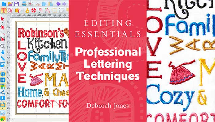 Editing Essentials: Professional Lettering Techniques Online Class