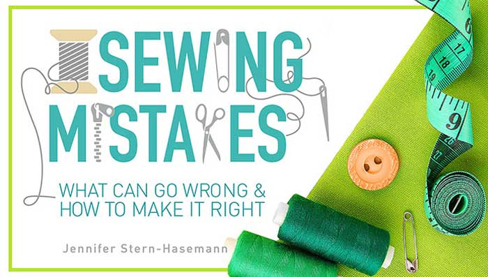 Sewing Mistakes: What Can Go Wrong & How to Make It Right Online Class