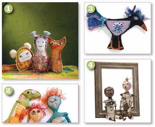 Free eBook: Making Art Dolls