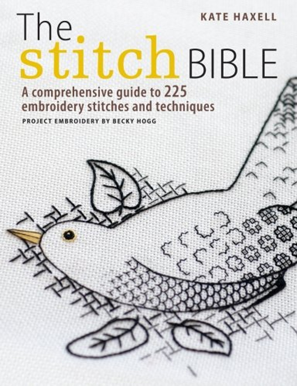 An indispensable guide to the most popular hand stitches and essential stitching techniques.