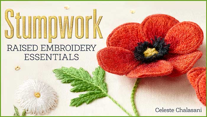 Stumpwork: Raised Embroidery Essentials Online Class