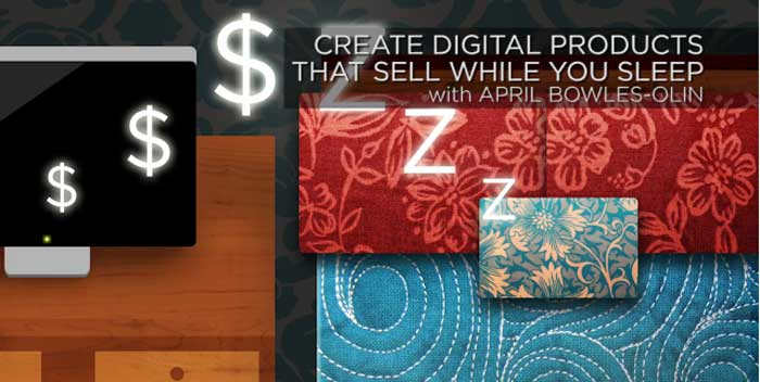 Create Digital Products That Sell While You Sleep Online Class