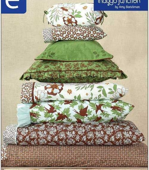Pillow Party Sewing Pattern