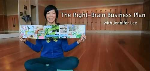 The Right-Brain Business Plan Online Class