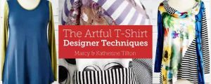 The Artful T-Shirt Online Sewing Class