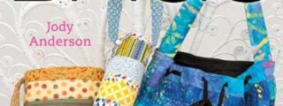 Easy Sew Jelly Roll Bags