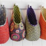 Storage Pods Sewing Pattern