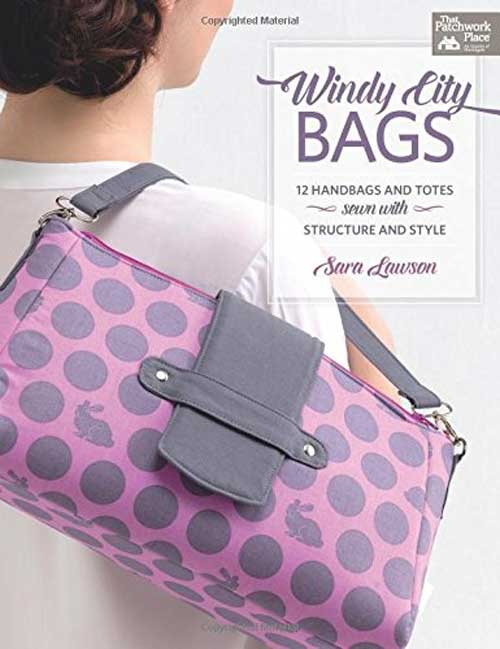 Choose from 12 sophisticated and structured bags in this fabulous collection of high fashion designs.