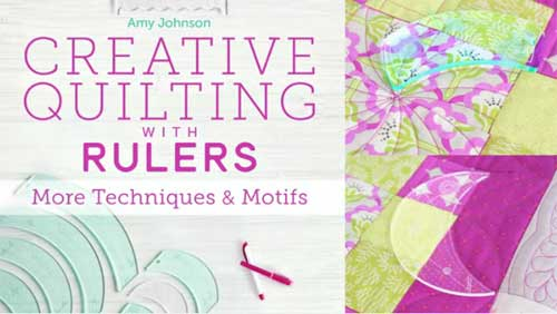 Creative Quilting With Rulers Online Class