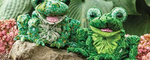 Yo Yo Frog Sewing Pattern