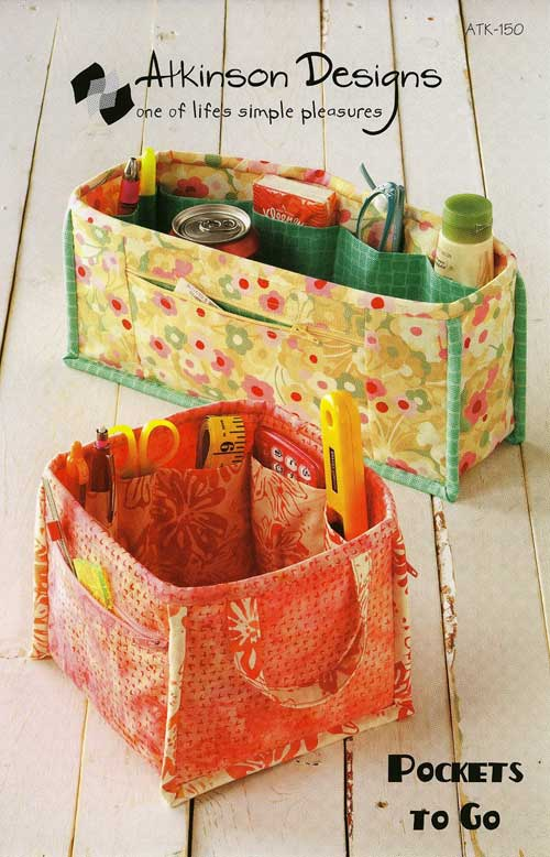 These handy organizers are perfect for organizing and keeping everything you need right at your fingertips.