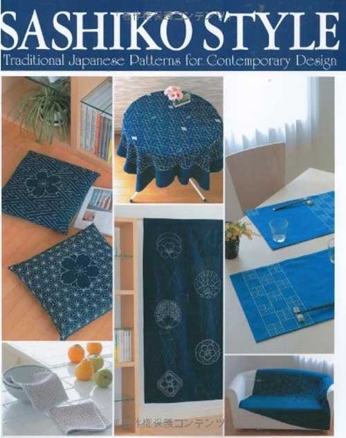 Sashiko Style: Traditional Japanese Patterns for Contemporary Design