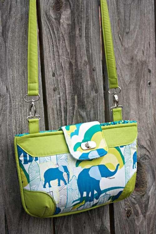 Brookfield Bag – Free Sewing Pattern