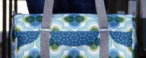 Road Tripper Duffle Bag Sewing Pattern