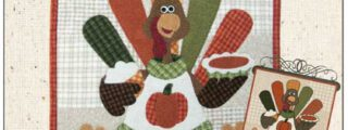 Turkey & Trimmings Quilt Pattern