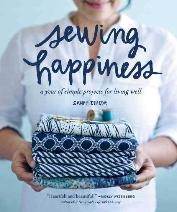 Twenty simple sewing projects are tied together with a thread of memoir.