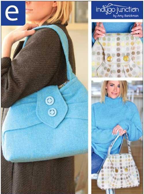 Streetcar Bag Sewing Pattern