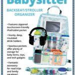 Backseat Babysitter Sewing Pattern