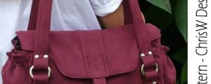 Evelyn Handbag Sewing Pattern