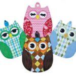 Hot Who Pot Holder Sewing Pattern