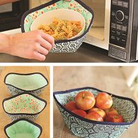 Micro-Safe Hot Holders Sewing Pattern