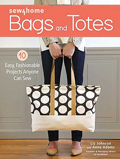 Learn how to make ruffles, fussy cut fabric, add an inset zipper, and other design details to give your bag a professional finish.