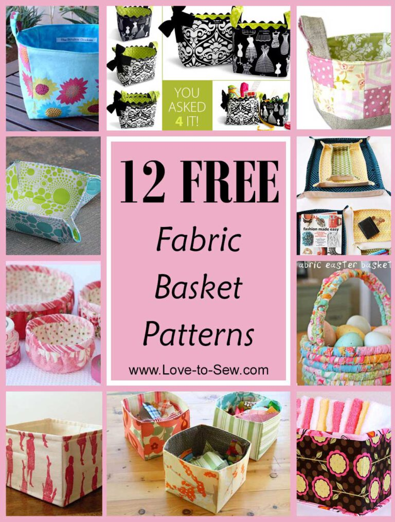 free-fabric-basket-patterns