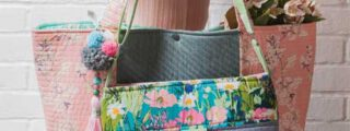The Bag Boutique: 20 Bright and Beautiful Bags To Sew