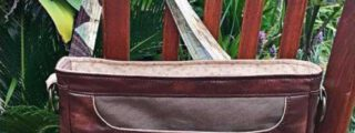 Misty Cross Body Bag Sewing Pattern