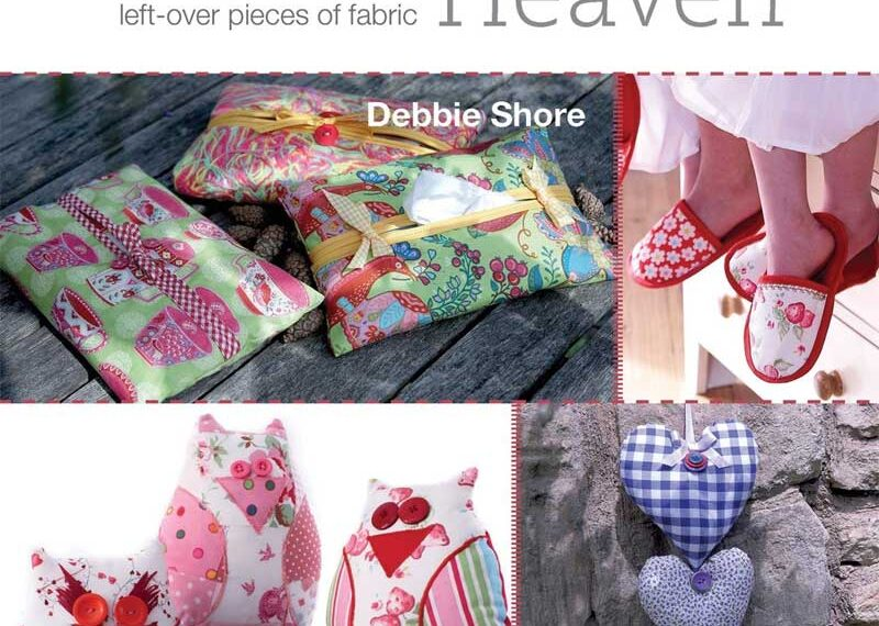 Half Yard Heaven: Easy sewing projects using leftover pieces of fabric