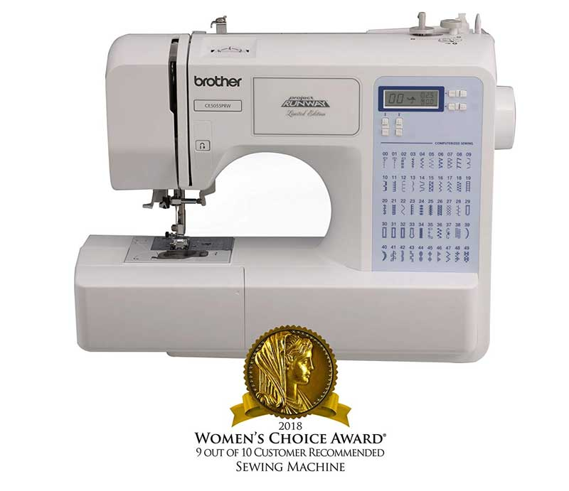 Brother Sewing Machine CS5055PRW Project Runway Limited Edition