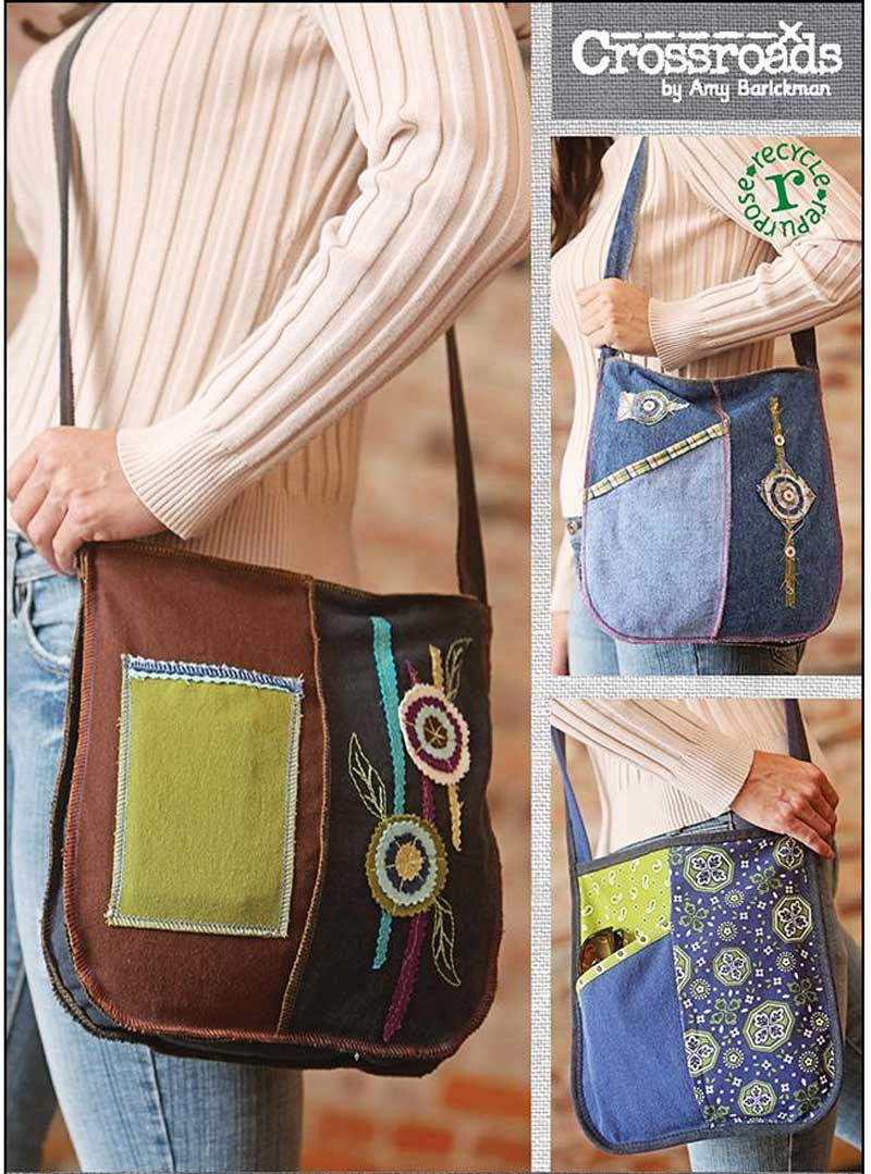 Creative Crossbody Bag Pattern