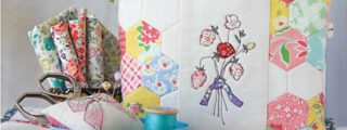 Diary In Stitches: 6 Fabric & Thread Projects to Bring You Joy