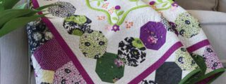 Floral Mantle Quilt Pattern