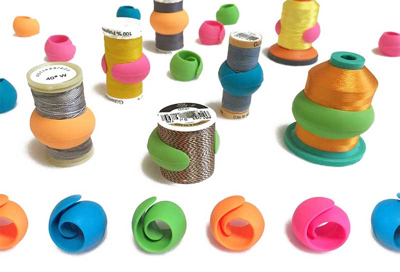 Peels thread Spool Huggers