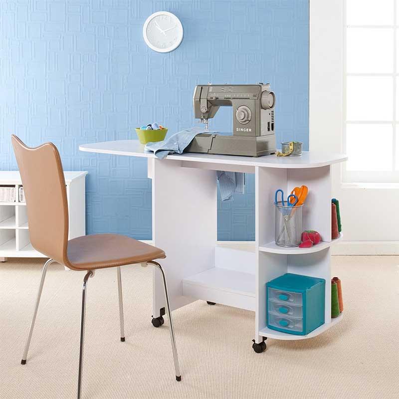 Southern Enterprises Sewing Table