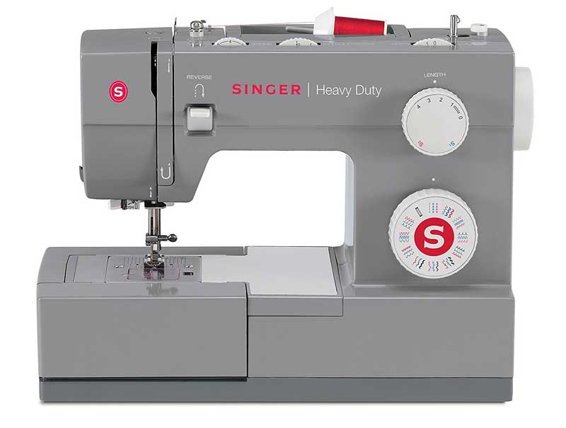 Singer Heavy Duty Sewing Machine 443